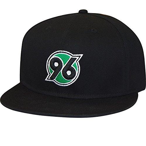 Jako Hannover 96 Fan-Cap schwarz, standard