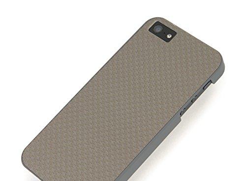 Tucano Pied de poule Case Gold für Apple iPhone 5/5S grey
