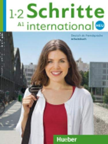 Schritte international. Neu. Deutsch als Fremdsprache. Arbeitsbuch. Per le Scuole superiori. Con 2 CD Audio. Con espansione online: SCHRITTE INT.NEU 1+2 AB+CD-Audio (ej.)