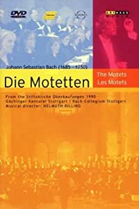 Bach: The Motets [1990] [DVD]