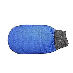 Kälte und Wärme Therapie für die Hand mit Raps Rheuma Handschuh z.B. Hilfe bei Rheumaschub und Arthrose in Händen, mit…
