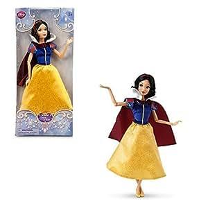 Disney Snow White & The 33cm Sept Nains Blanche Neige Poupée Classique