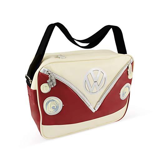 VW Collection by BRISA-Borsa a tracolla, colore: rosso