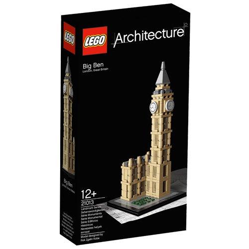 Lego Architecture 21013 Big Ben Set Picture