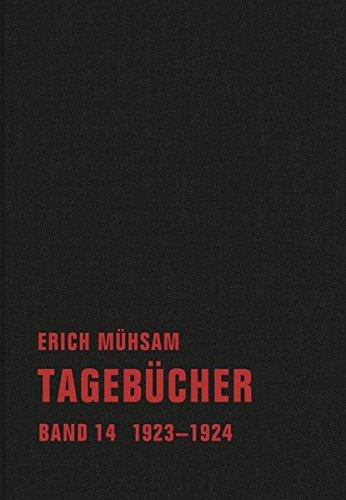 Tagebücher: Band 14. 1923-1924
