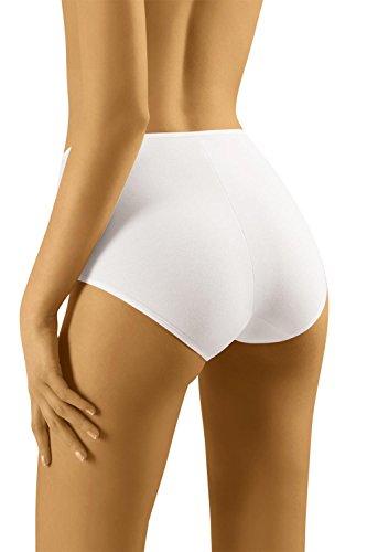 Wolbar Damen Slip WB221 Weiß