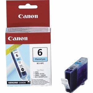 Canon Tintenpatrone Canon BCI-6 PC fotocyan (Canon Bci-6 Pc)