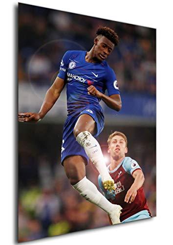 Instabuy Poster - Sport - Football Stars - Chelsea - Callum Hudson-Odoi Manifesto 70x50 - Hudson Movie Poster