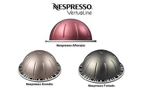 Brand New Nespresso Vertuo Gran Lungo Selection Long Expiry Coffee Pods Capsules Fortado Arondio Aflorazio 30 Pods 3 Sleeves