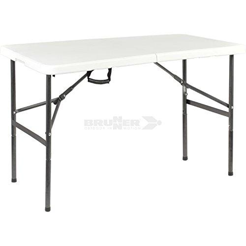 Brunner tavolo pieghevole club 120 piano indistruttibile
