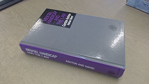 Portada del libro Mental Handicap and the Law