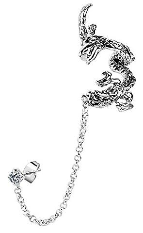 Body Jewellery Shack Boucles d'oreilles à clipser sur oreilles percées