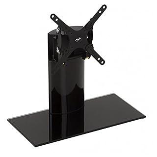 AVF b200bb-a Universal Tisch Top TV Ständer/Fuß-Fester Position, passend für die meisten tvsup zu 81,3cm-Schwarz Kipp- und drehbar schwarz