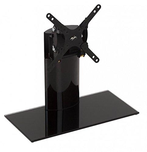 AVF b200bb-a Universal Tisch Top TV Ständer/Fuß-Fester Position, passend für die meisten tvsup zu 81,3cm-Schwarz Kipp- und drehbar schwarz Avf-tv