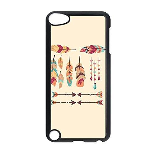 Generic Rigid Plastic Obvious For Ipod Touch 5 Apple Phone Cases Design Boho 1 For Boys (Ipod Lego Case Touch)