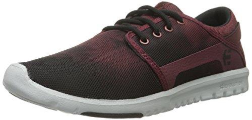 Uomo Red Etnies Grey Etnies Black SCOUT 488 4101000419 SCOUT Sneaker wOx57qgYB