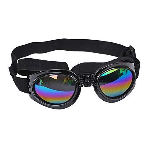 JDD Gafas Sol Perros - Gafas Ojos Mascotas Prueba