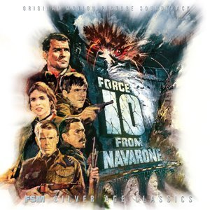 FORCE 10 FROM NAVARONE [Soundtrack] by Ron Goodwin (Force 10 Navarone)