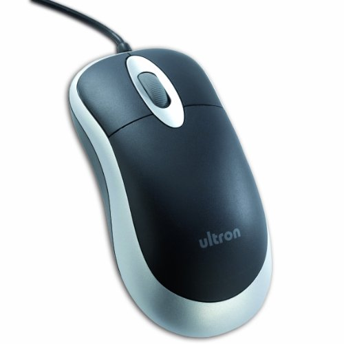 Ultron-UM-100 Basic Office Maus mit PS/2 Anschluss -
