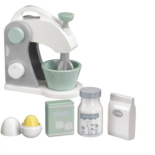 Kids Concept alle anderen Küchenspielzeug ConceptToy Food Mixer Set, Mehrfarbig (1)