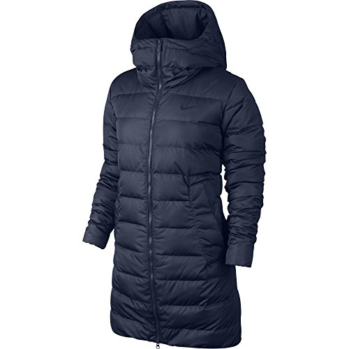 Preisvergleich Produktbild Nike Damen Victory 550 Down Parka Jacke,  Damen,  Midnight Navy (Marineblau)