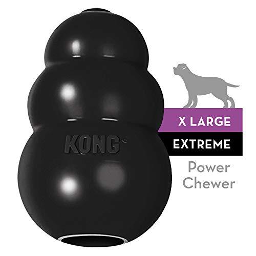 Kong Classic Extrreme Black X-Large