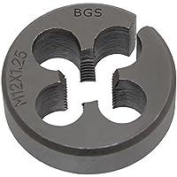 BGS 1900-M12X1.5-S Gewindeschneideisen M12x1.5x38 mm, M12 x 1.5 x 38 mm