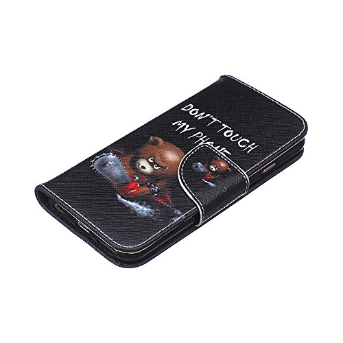 Nutbro iPhone 6S Case, iPhone 6 Wallet Case, [Stand Feature] with Built-in Credit Card Slots Case for Apple iPhone 6 / iPhone 6S 4.7 inch HX-iPhone-6S-36