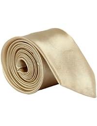 ILOVEDIY Cravate Slim Hommes 5cm - Cravates élegante mince faite à la main pour costume mariage chemises soirée