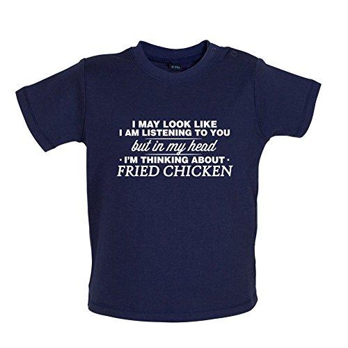 in-my-head-im-fried-chicken-t-shirt-bebe-bleu-marine-12-a-18-mois