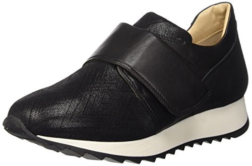 AMALFI BY RANGONI Danza, Sneaker a Collo Basso Donna, Nero, 38 EU