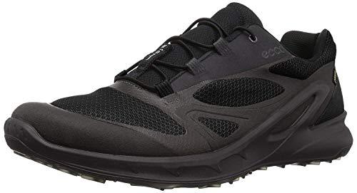 ECCO Herren Biom Omniquest Sneaker, Schwarz (Black 1001), 47 EU