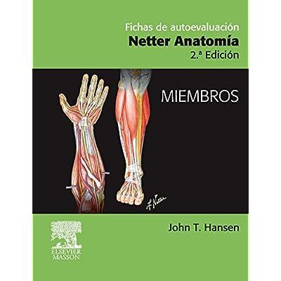 Fichas De Autoevaluacion. Netter Anatomia Miembros PDF Online ...