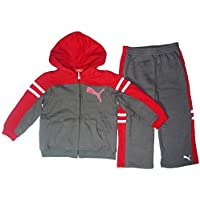 Puma bambini Baby ragazzo Sport outfit tuta da jogging pantaloni