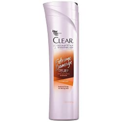 Clear Shampoo, Extreme Damage Relief 12.9 oz