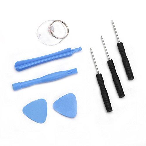 Dashun 8in1 Repair Screwdriver Demolition Öffnungswerkzeuge Pry Disassemble Kit Für IPhone 3g-tools