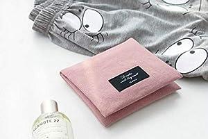Portable Foldable Sanitary Towel Bag Sanitary Pad Bag for Girls Women
