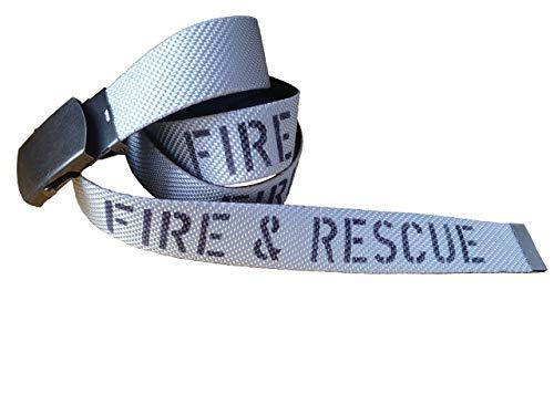 feuerwehrschlauch guertel Gürtel aus original Feuerwehrschlauch mit Aufdruck