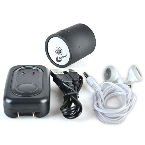 Spionage Abhörgerät Stethoskop USB Geräuschverstärker Spy Wand Tür Decken abhören