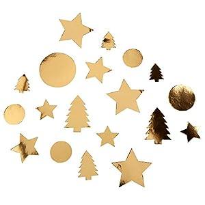 Neviti 772232deslumbrante Navidad-Mesa Scatters