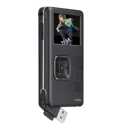 Creative Vado HD Pocket-Camcorder (8 GB Flash Memory)