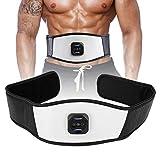Dimagrante massaggio cintura elettrico regolabile addominale muscolo pancia corpo massa rilassare corpo Slim Fat ridurre la vibrazione della cinghia fitness trainer