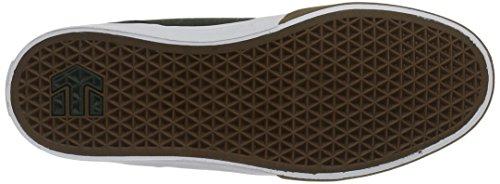 Etnies Marana Vulc, Chaussures de skateboard homme GREEN/WHITE/GUM