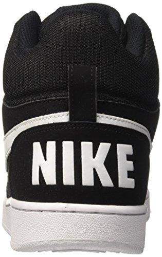 nero Scarpe Lo Borgo Basket Nike Metà Bianco Da Grigio Sport Breve Bianco A Uomo 64W7a