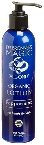Organic Peppermint Lotion - 236ml