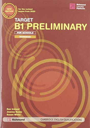 TARGET PRELIMINARY B1 WB