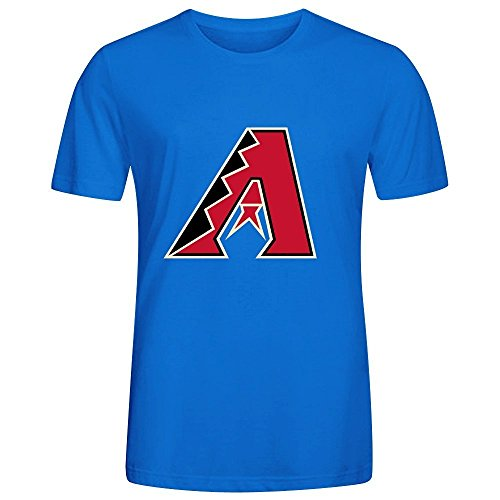 mlb-arizona-diamondbacks-team-logo-crew-neck-men-custom-t-shirt-design-x-large