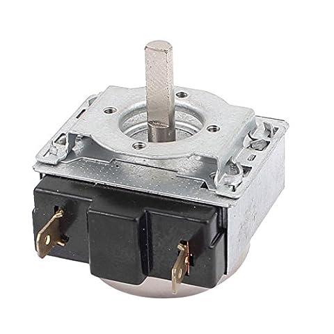 sourcingmap® AC 250V 16A 60 Minutes Interrupteur Minuteur pour électronique Four À Micro-ondes