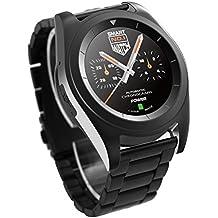 OneBird nº 1 G6 Bluetooth 4.0 Smart reloj MTK2502 Heart Rate Monitor deporte podómetro Tracker para iPhone iOS y Android teléfonos