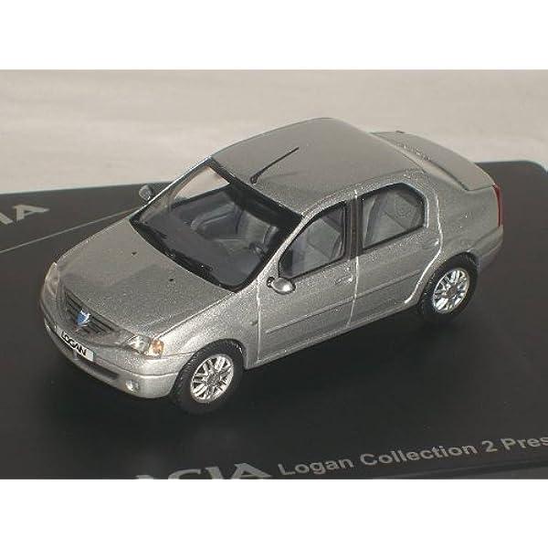 Dacia Logan Limousine Beige Silber In Wagenfarbe Lackierte StoßfÄnger 1 43 Eligor Modellauto Modell Auto Spielzeug